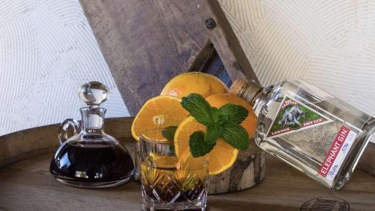African Julep – Gin