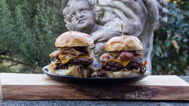 Bauanleitung für Thommy's Himmel un Ääd – Burger