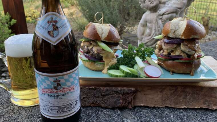 Thommy´s Bavarian-Fusion-Burger